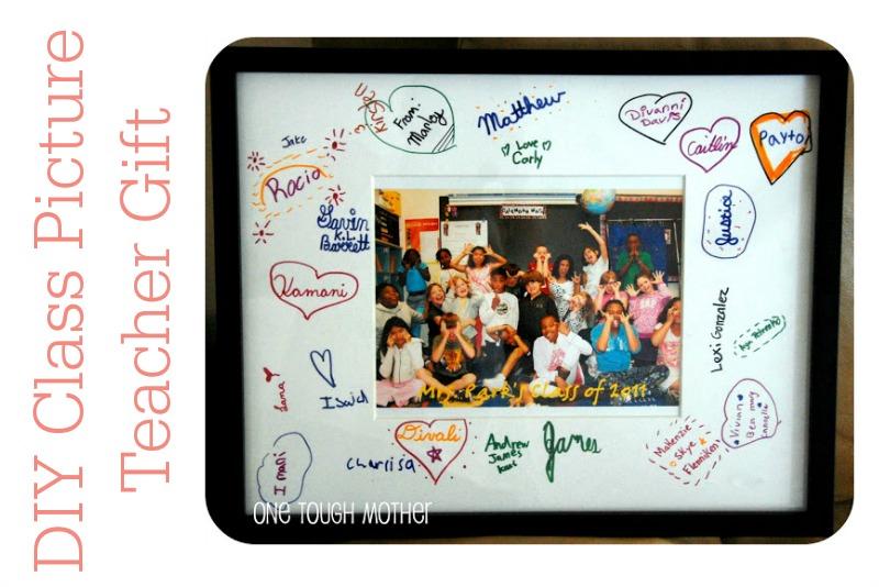 Silly Class Picture Teacher Gift | Sweet Tea & Saving Grace