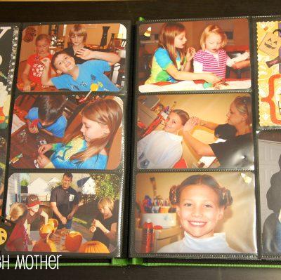 Scrappy Family Album