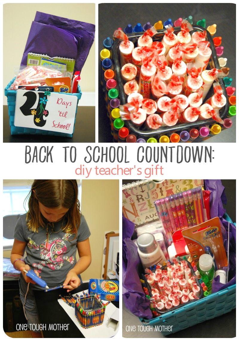 Back to School Countdown Day 4