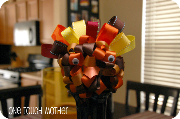 Let's Talk Turkey…Ribbon Turkey, That Is!