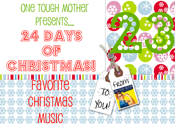 24 Days of Christmas – Day 23 – Favorite Christmas Music