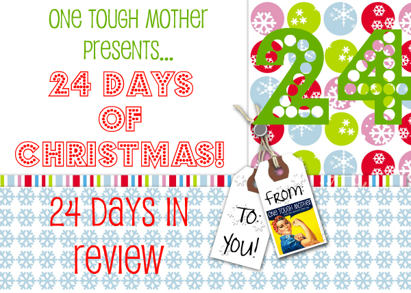 24 Days of Christmas – Day 24 – Christmas in Review