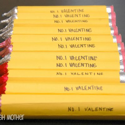 {Show Some Love} with Pitter & Glink AND A Valentine Tutorial!