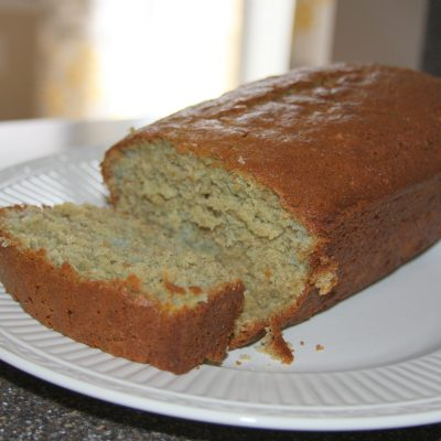 St. Patty's Pear Bread – {Guest Post}