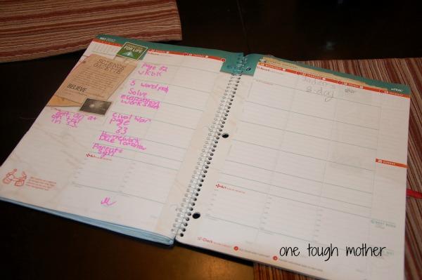 Marleys Monthly Moo School Organization – School Agenda
