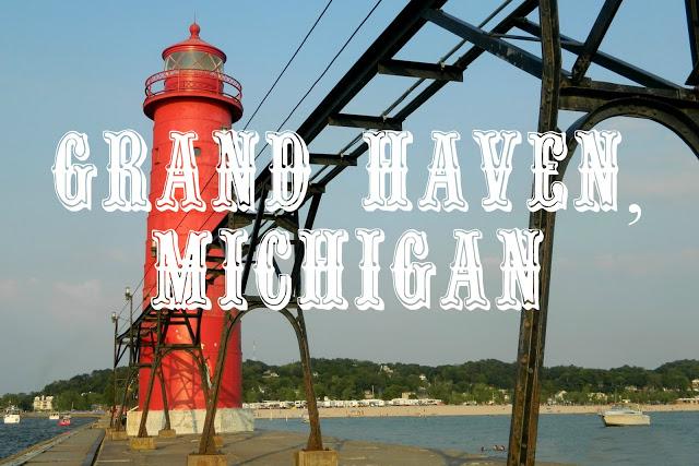 Grand Haven, MI Family Vacation
