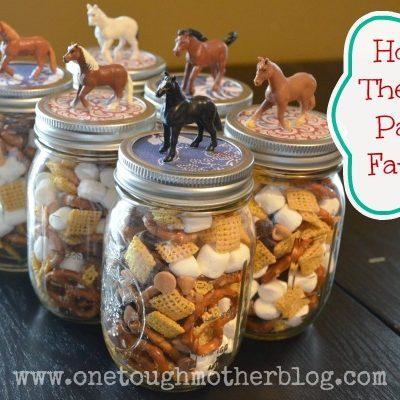 Horse-Themed Birthday Party