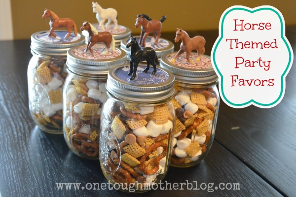 Horse-Themed Birthday Party