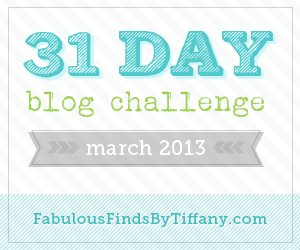 31 Day Blog Challenge – Day 22 – Home Alone