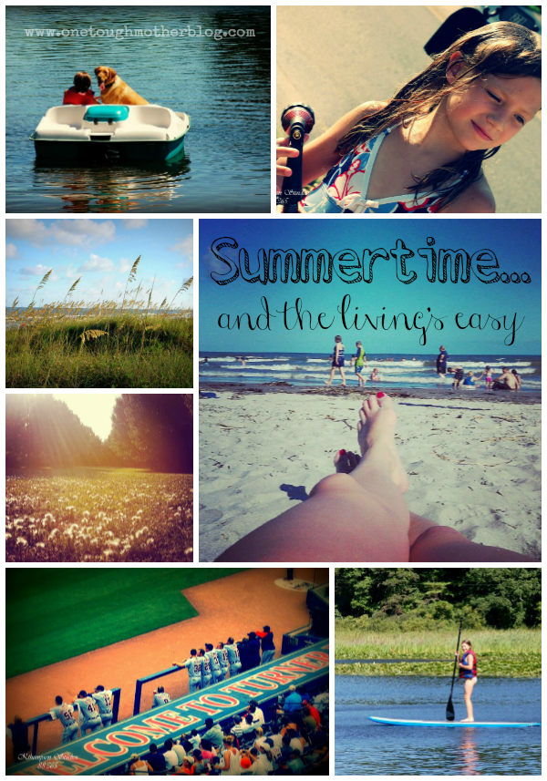 31 Day Blog Challenge – Day 29 – Summertime