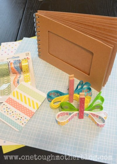 My Favorite Things Party {Crafty Style}