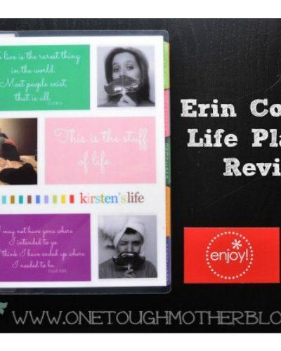 Erin Condren Life Planner Review 2013