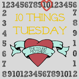 10 Things Tuesday – Father's Day Edition