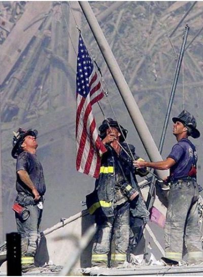 Remembering 9/11 on Patriot's Day