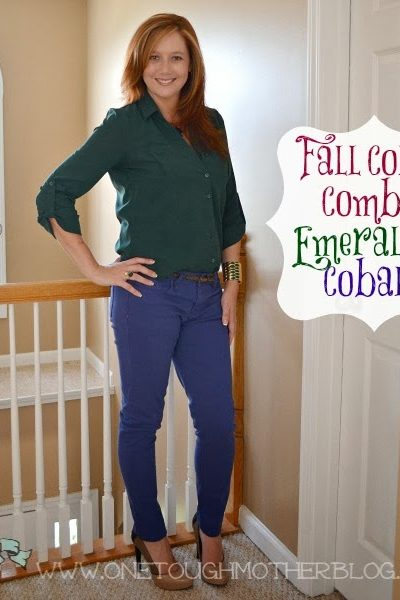 Fashion Friday – Hot Fall Color Combos