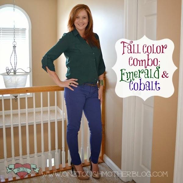 Fashion Friday – Hot Fall Color Combos