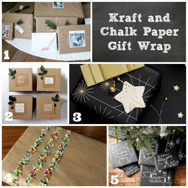 45 Christmas Gift Wrap Ideas sweetteaandsavinggraceblog.com