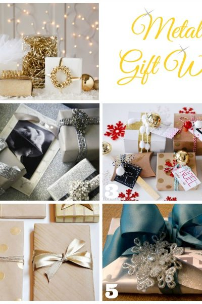 45 Christmas Gift Wrap Ideas