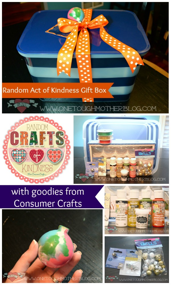 Random Act of Kindness Craft Kit sweetteaandsavinggraceblog.com