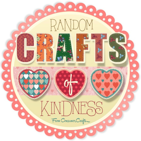 Random Acts of Kindness Craft Kit sweetteaandsavinggraceblog.com