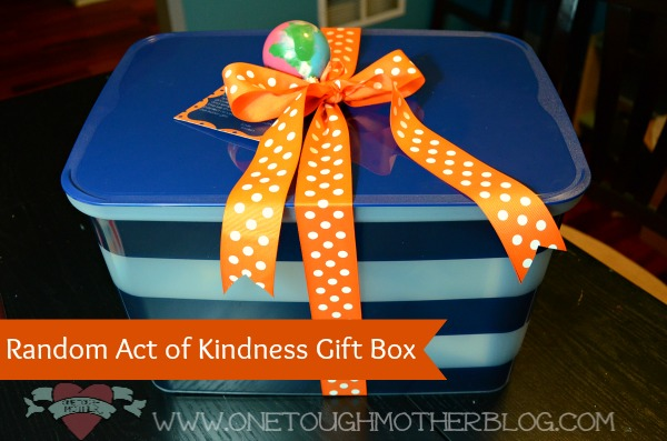 Random Act of Kindness Craft Gift Set sweetteaandsavinggraceblog.com