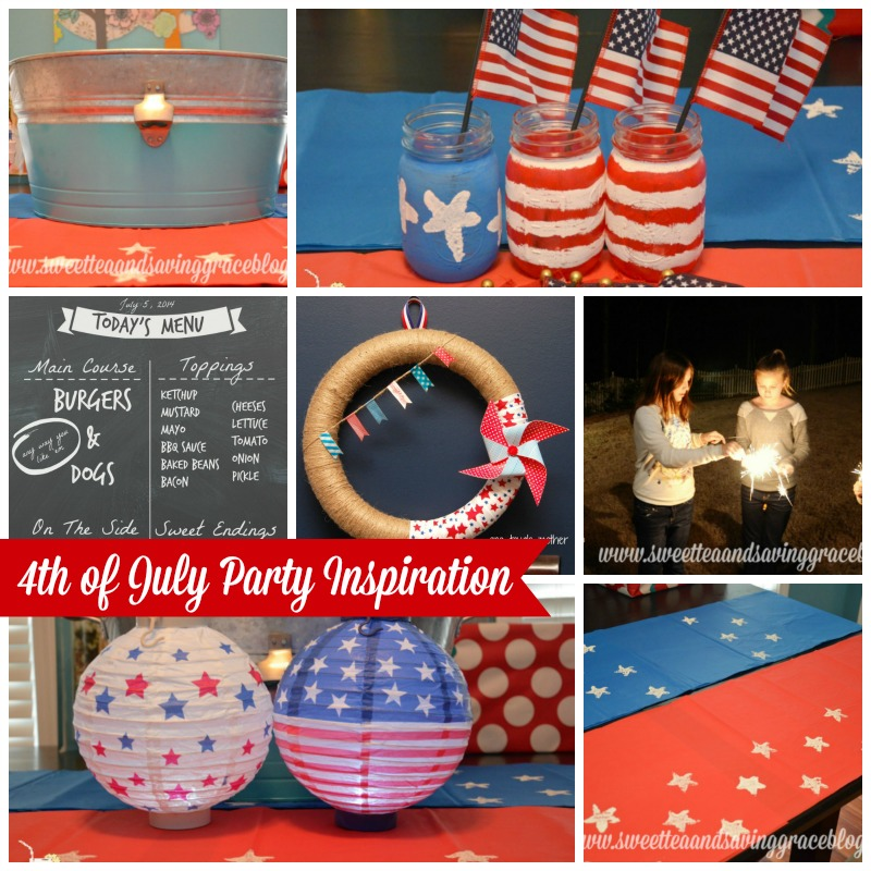 4th of July Party Inspiration