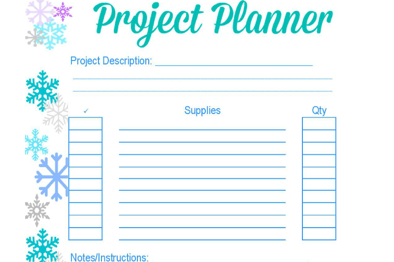 Project Planner Cropped