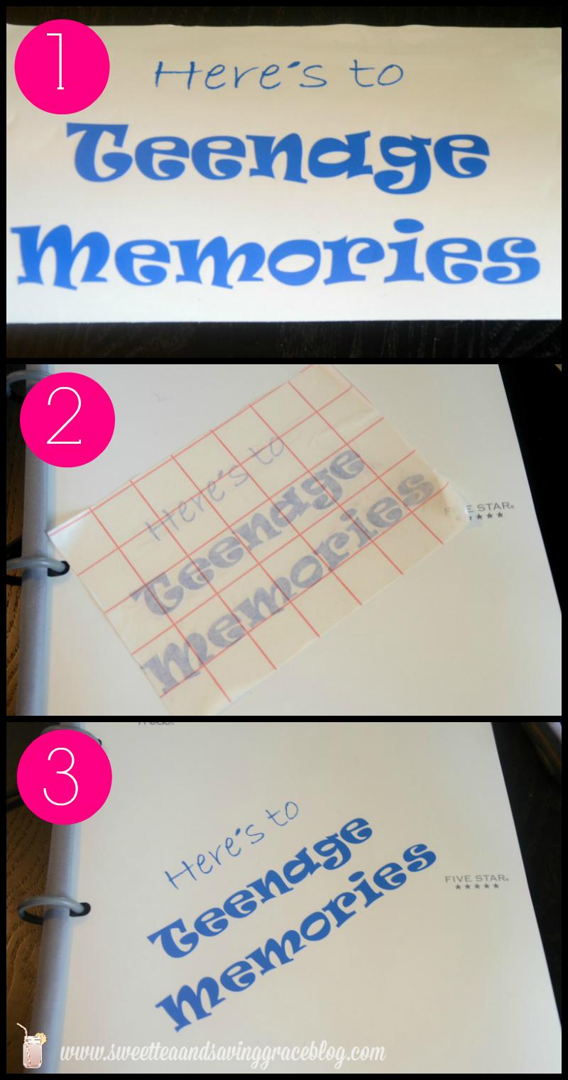 Personalized Notebooks     Sweet Tea & Saving Grace