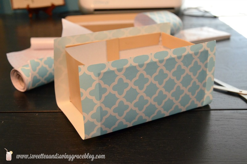 DIY Recipe Box  |  Sweet Tea & Saving Grace
