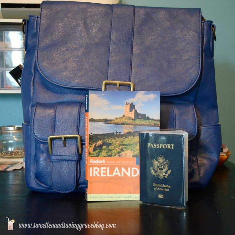 Epiphanie Camera Bag  |  Sweet Tea & Saving Grace