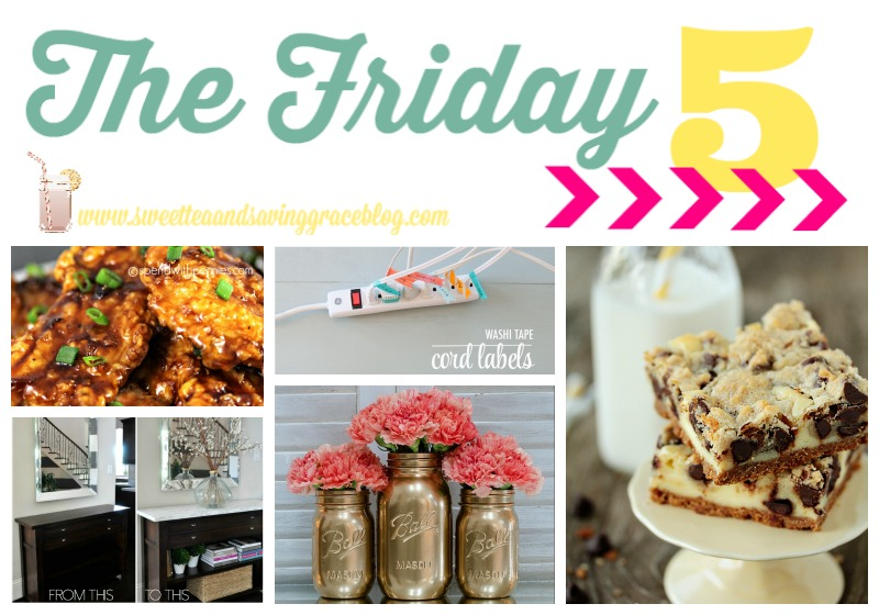 The Friday Five #1