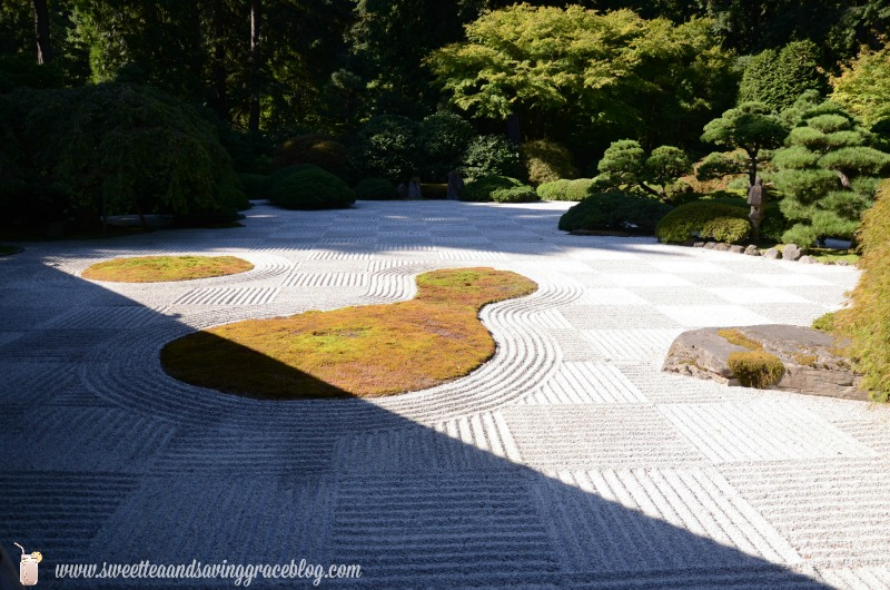 Japanese Garden, Portland, OR  |  Sweet Tea & Saving Grace