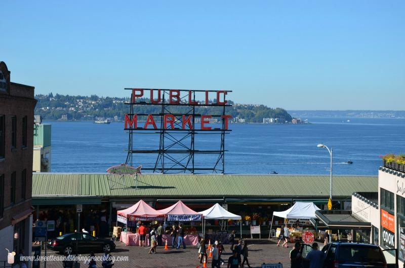 Pacific NW - Washington  |  Sweet Tea & Saving Grace