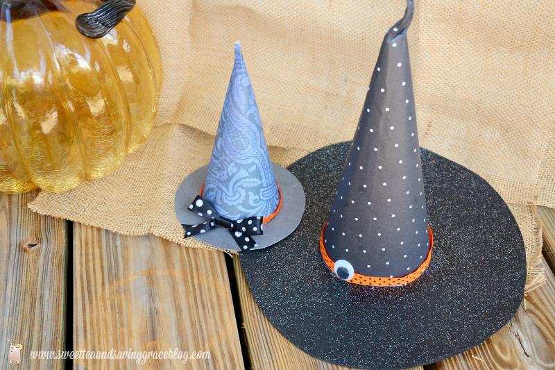 DIY Witch Hat | Sweet Tea & Saving Grace