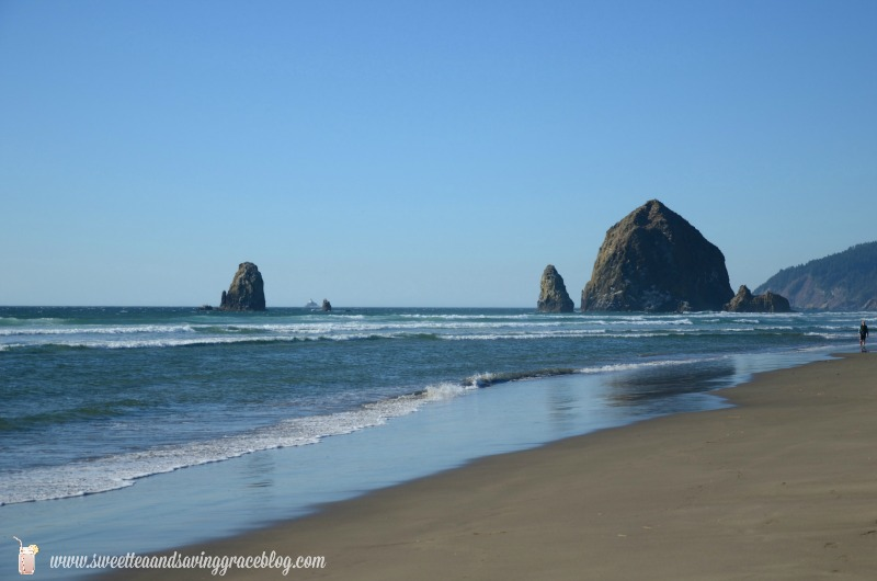 Cannon Beach, OR  |  Sweet Tea & Saving Grace