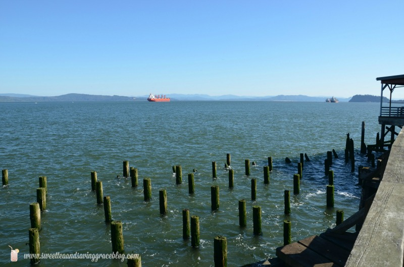 Astoria, OR  |  Sweet Tea & Saving Grace