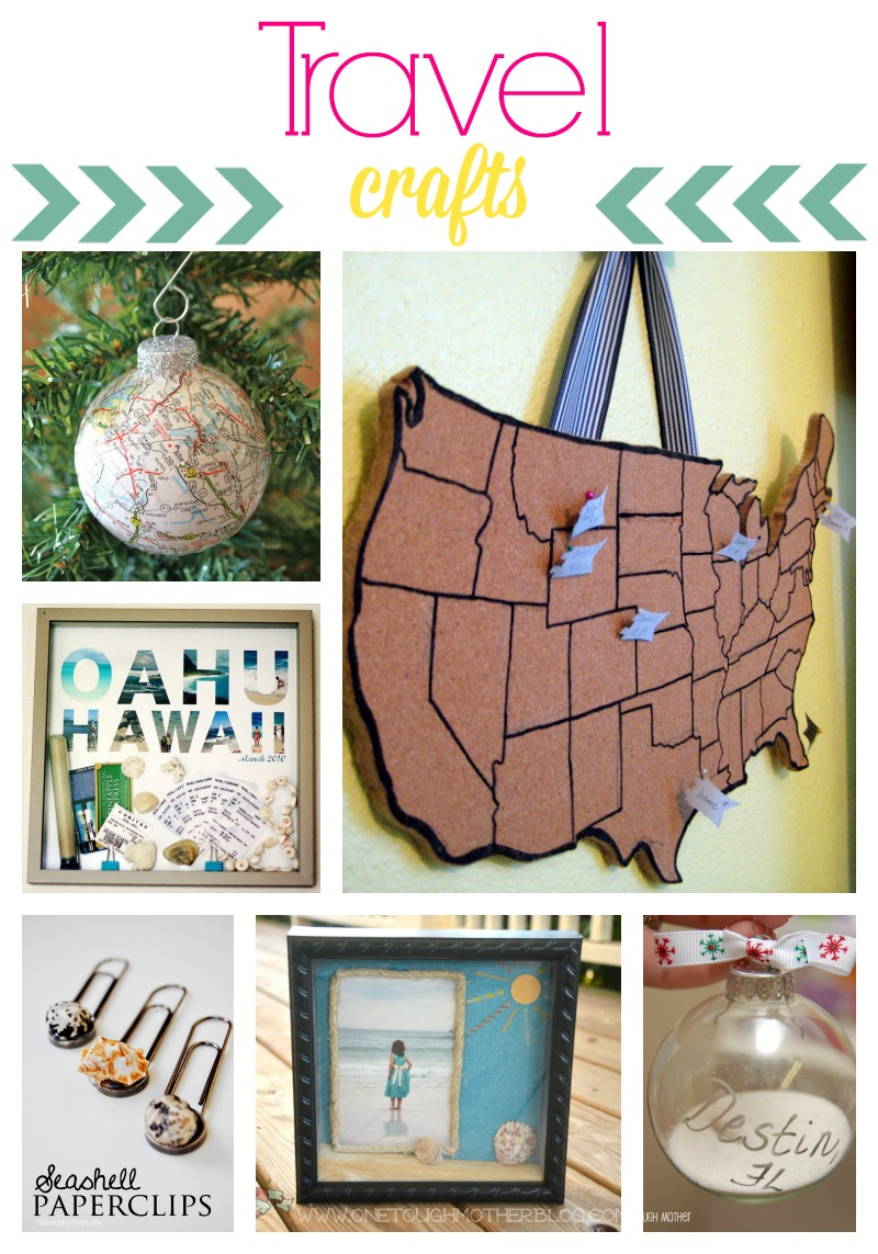 travel craft ideas 28 travel themed projects amp tips sweet tea amp saving grace 3136