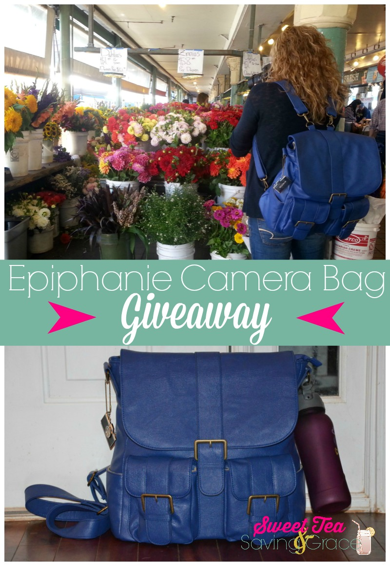 Epiphanie Giveaway  |  Sweet Tea & Saving Grace