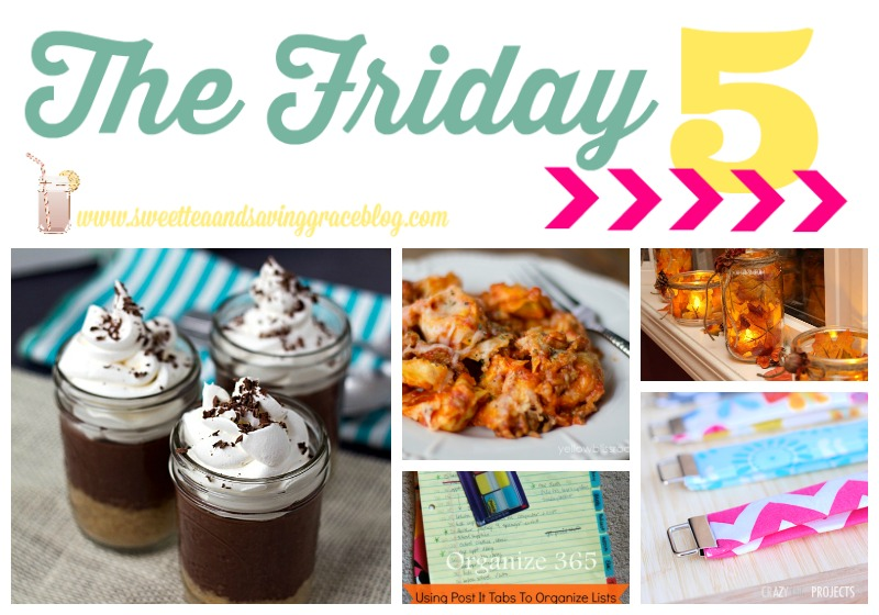 The Friday Five #2