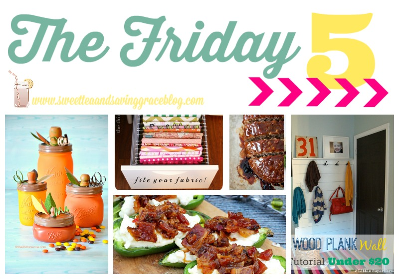 The Friday Five #3
