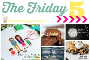 Friday Five #4  |  Sweet Tea & Saving Grace