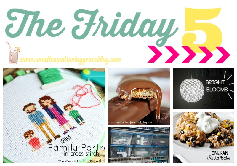 The Friday Five #4