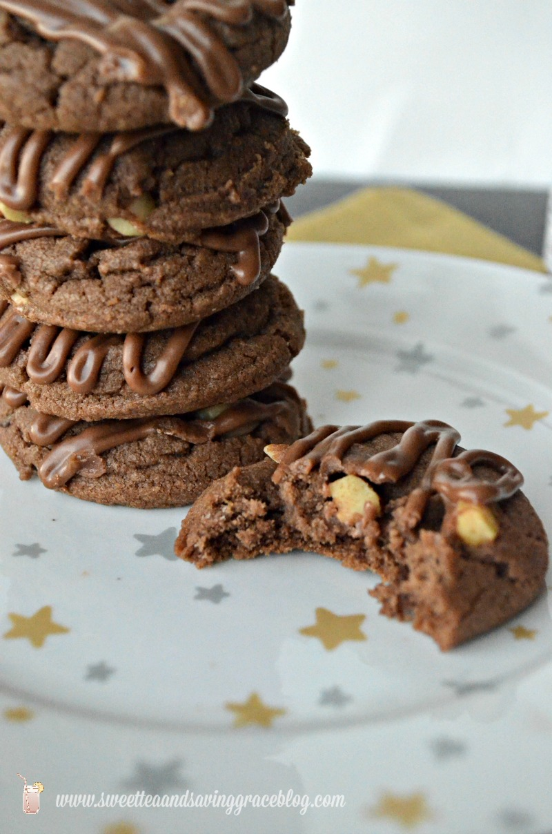 Nutella Cookies  |  Sweet Tea & Saving Grace