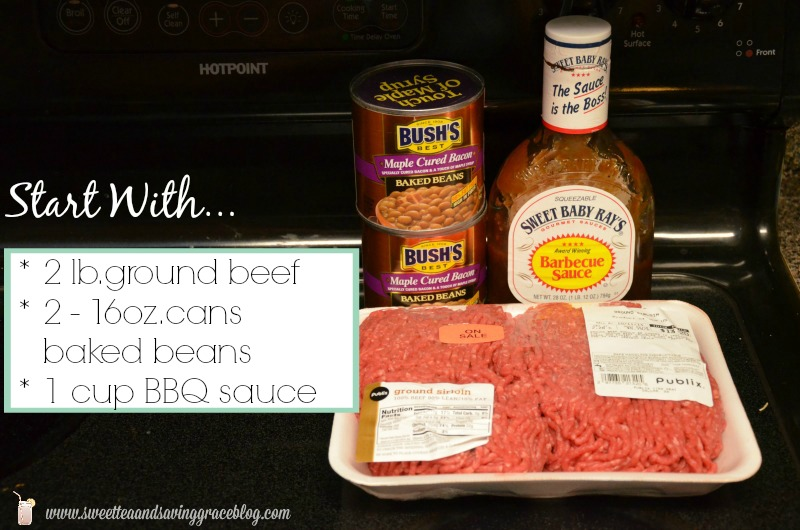Easy Weeknight Meals  |  Sweet Tea & Saving Grace