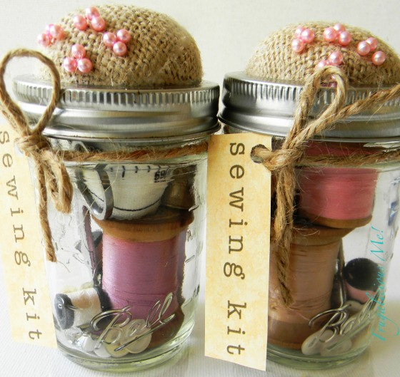 Sewing Kit  |  Jar Spot