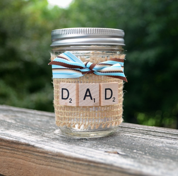 Make Dad Smile  |  One Artsy Mama