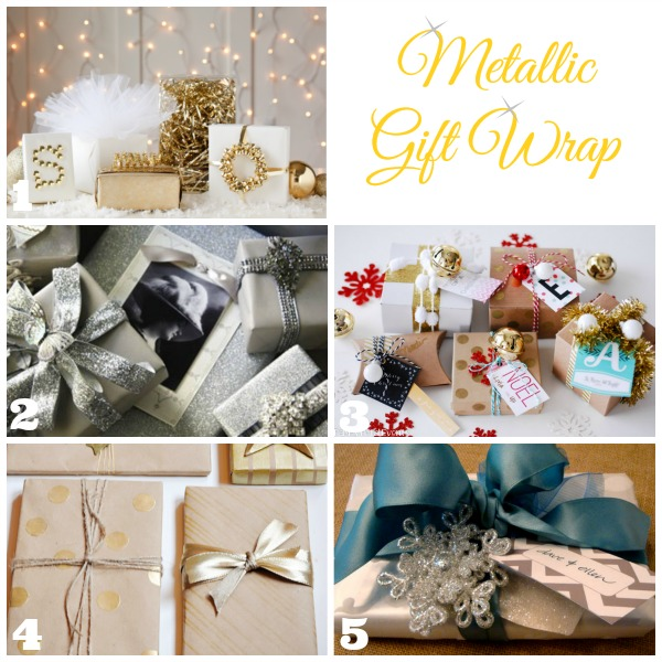 45 Gift Wrap Ideas