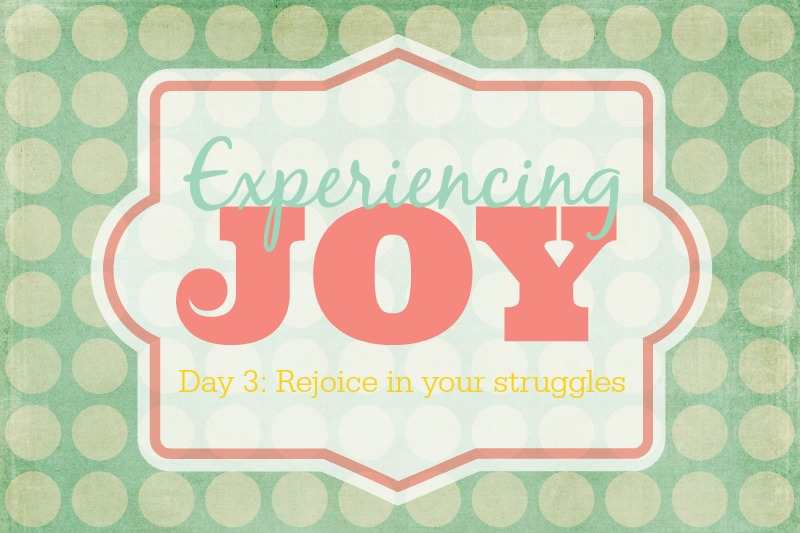 Experiencing Joy | Sweet Tea & Saving Grace