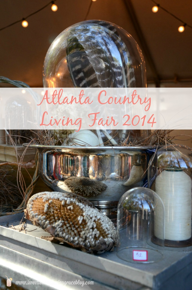 Country Living Fair | Sweet Tea & Saving Grace
