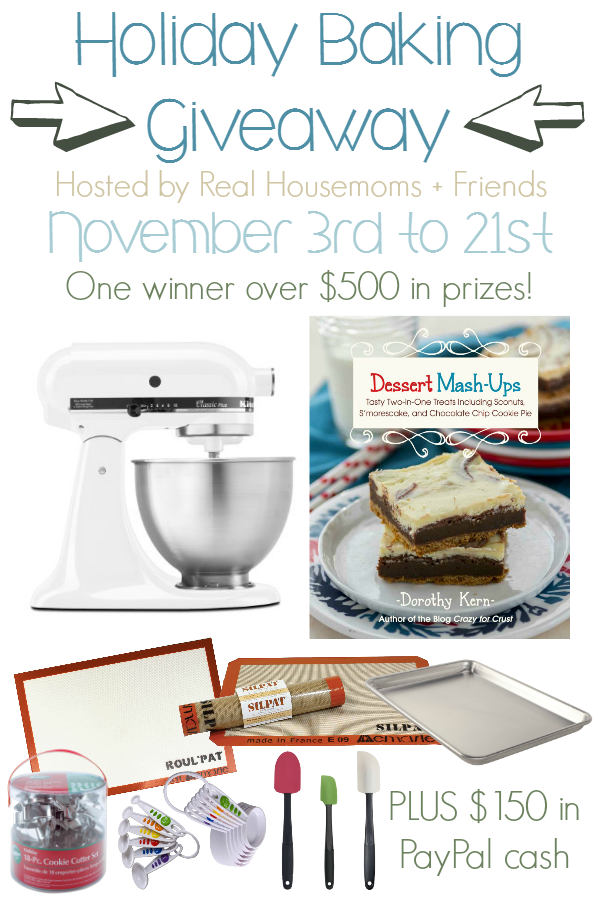 Holiday Baking Giveaway |  Sweet Tea & Saving Grace